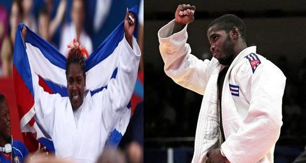 Judocas cubanos sobresalen en ranking mundial