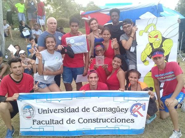 Juegos Recreativos de universitarios camagüeyanos tienen un nuevo campeón