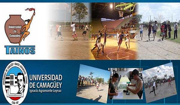 Desde mañana en Camagüey se competirá en torneo universitario Taínos 2020