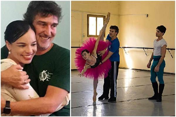 Julio Bocca dirige ensayos en principal compañía cubana de ballet