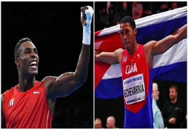Aportan atletas camagüeyanos dos medallas de bronce a Cuba en Campeonatos Mundiales