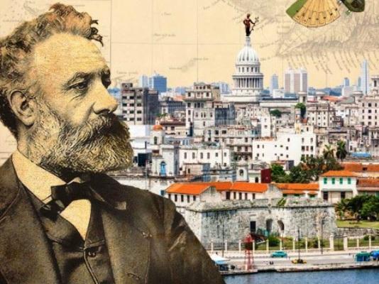 Desde Cuba, un viaje extraordinario a la obra de Julio Verne