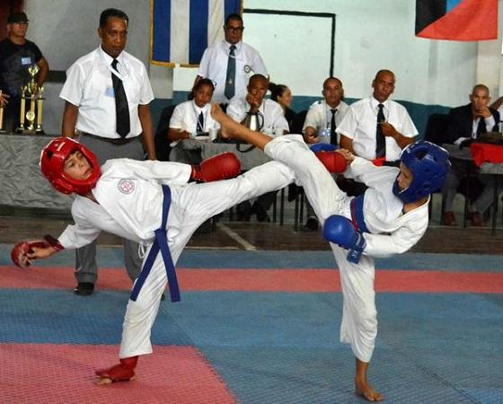 Karatecas camagüeyanos ganan Copa Nacional categoría pioneril
