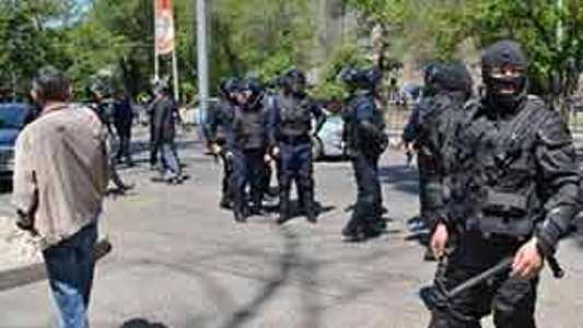 Nivel rojo de amenaza terrorista en Kazajstán