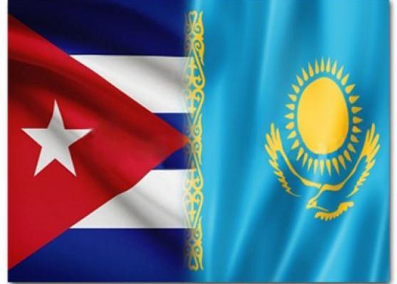 Felicita el Presidente kazajo a Raúl Castro y al pueblo cubano