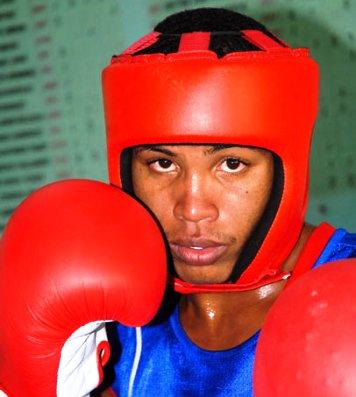 Camagüeyano Kevin Brown entre los monarcas del Córdova Cardín de Boxeo