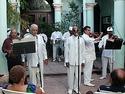 Artistas e intelectuales camagüeyanos rinden homenaje a El Mayor