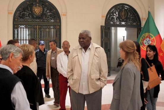 Presidente del Parlamento cubano resalta valor de la prensa