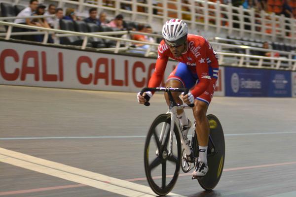Leandro Marcos dio plata al Ciclismo cubano en Colombia