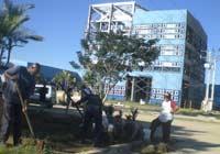 Avanza en Camagüey montaje de primera fábrica de leche en polvo de Cuba