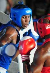 Boxeadores cubanos disputarán título en Strandzha