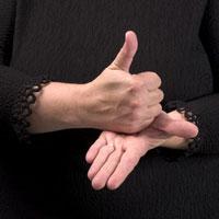 Un guante electrónico para lenguaje de sordos