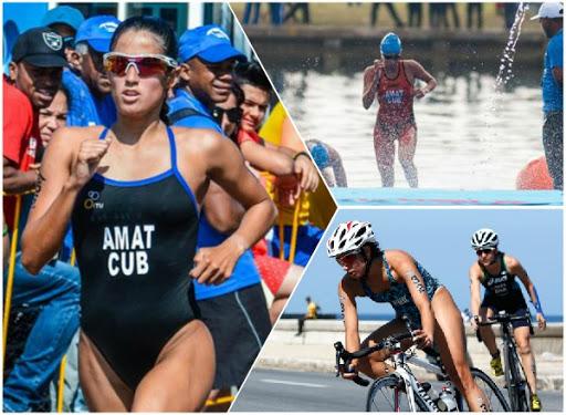 Cubana Leslie Amat compite hoy por clasificación olímpica