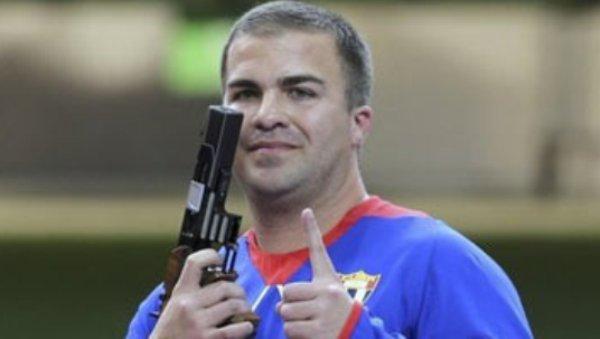 Cubano Pupo llega a Río mejor preparado que hace cuatro años