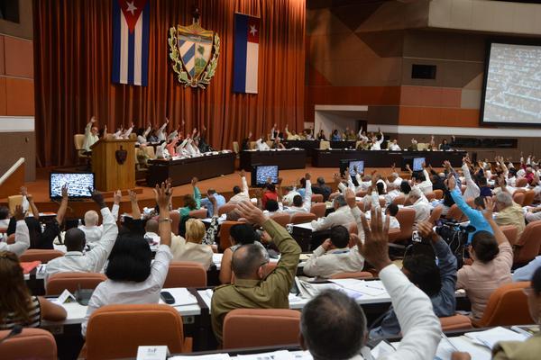 Nouvelle assemblée nationale du Pouvoir populaire à Cuba assume en avril 2018