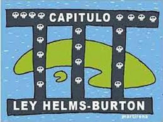 Denuncian en Parlamento cubano impacto negativo de ley Helms-Burton en la economía