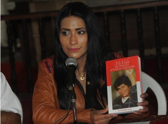 Autobiografía de Evo Morales llega a Feria del Libro en Cuba