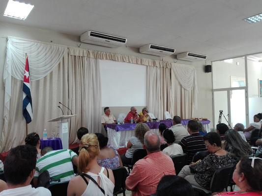 Valioso texto sobre la Asamblea de Guáimaro tuvo su presentación en Camagüey