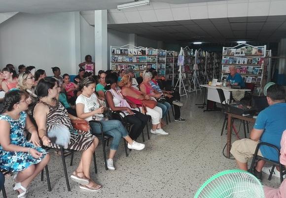 Centro Provincial del Libro en Camagüey revitaliza su red de instalaciones (+ Audio)