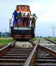 Acometen programa inversionista en Camagüey para modernizar infraestructura ferroviaria