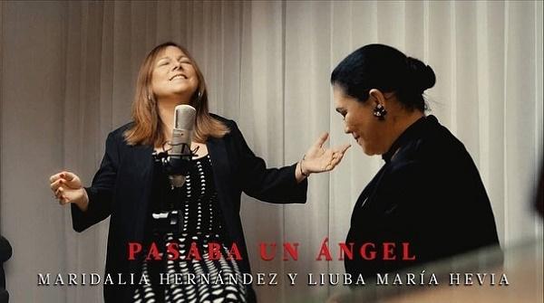 Estrena Liuba María Hevia en redes sociales tema musical a dúo con Maridalia Hernández (+ Video)
