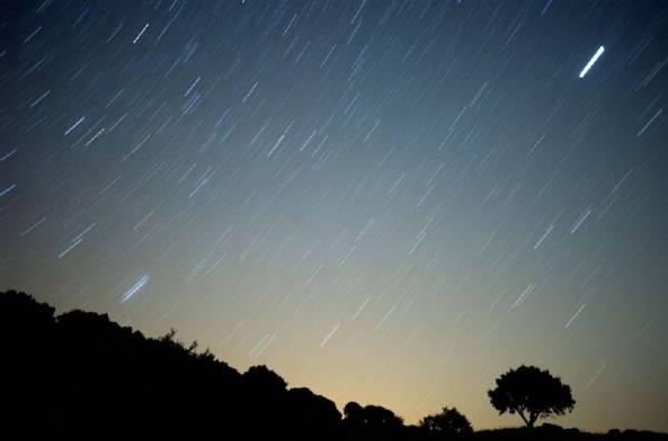 Meteoros Líridas alcanzan punto máximo