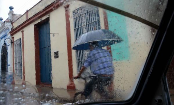 En período poco lluvioso, Cuba exhibe bajo déficit de precipitaciones