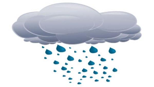 Nublados con chubascos y lluvias casi toda Cuba