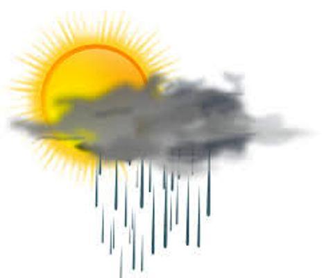 Pronostican algunas lluvias en el occidente cubano