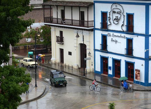 Marcada por lluvia comenzó Semana de Reducción de Desastres en Camagüey