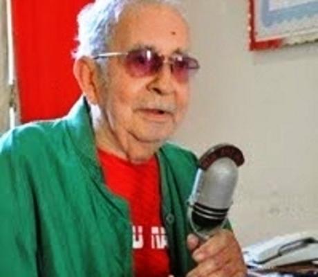 Gróver Mármol, patrimonio de la Radio camagüeyana (+ Audio)