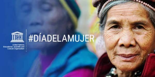 Intensa jornada en UNESCO por Día Internacional de la Mujer