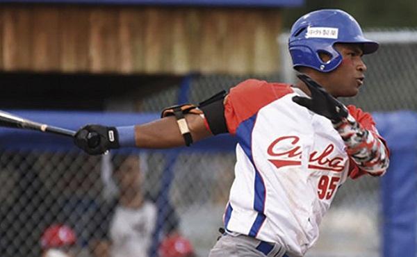 Dos camagüeyanos en equipo Cuba al Panamericano juvenil de Béisbol