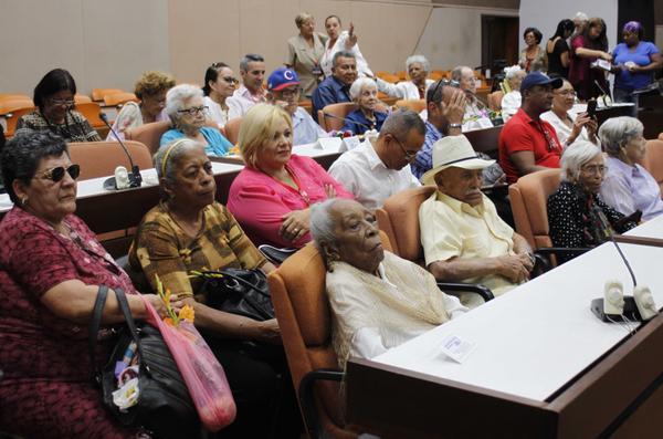 Concluye hoy en Cuba encuentro internacional Longevidad 2018