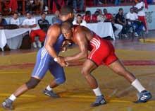 Camagüey: Campeón Nacional de Lucha Grecorromana
