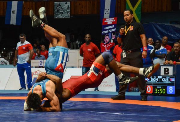 Libristas cubanos se imponen en torneo clasificatorio hacia Barranquilla 2018