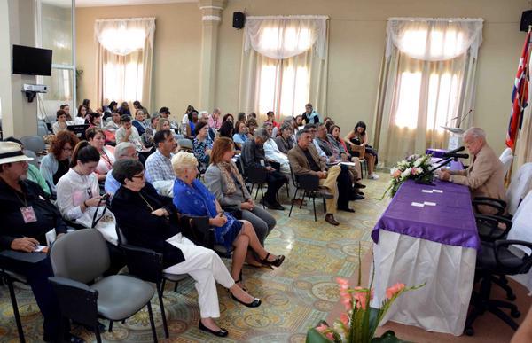 Inaugurado en Camagüey  Simposio Internacional sobre manejo y gestión de ciudades (+  Fotos)