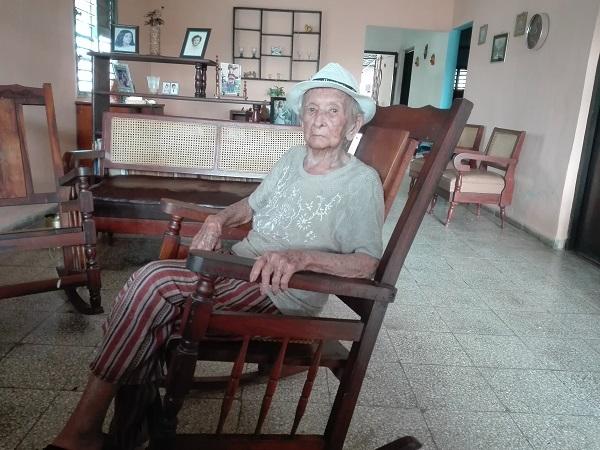 Luisa López Montero es un evangelio de la Revolución (+Audio y foto)