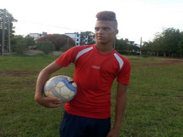 Futbolista camagüeyano en equipo Cuba que jugará en Guatemala