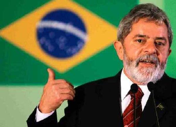 Recogen firmas por Lula para Nobel de la Paz hasta el jueves
