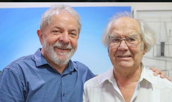 Adolfo Pérez Esquivel pide un Nobel para Lula