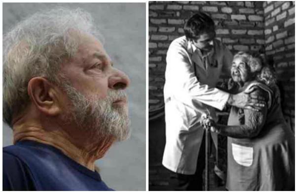 Tengan mucho orgullo de sus médicos, dice Lula en carta al pueblo cubano