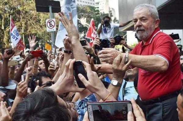 Inaceptable para militares candidatura presidencial de Lula, admite Jefe del Ejército brasileño