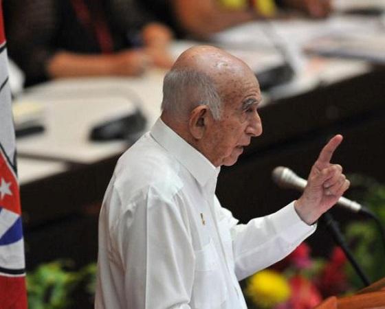 Participa Segundo Secretario del Partido Comunista de Cuba en plenaria de congreso obrero