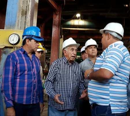 Constata Machado Ventura en Camagüey marcha de la zafra azucarera (+ Posts y Fotos)