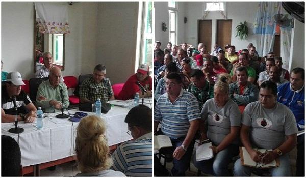 Llama Machado Ventura en Camagüey a garantizar éxito de la zafra azucarera
