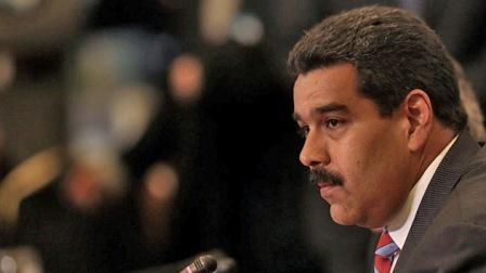 Presidente venezolano rechaza nueva injerencia de Estados Unidos