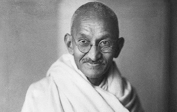 Encuentran en La India películas inéditas acerca de Mahatma Gandhi