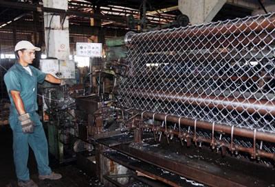 Producciones metalúrgicas de Camagüey se suman a la recuperación