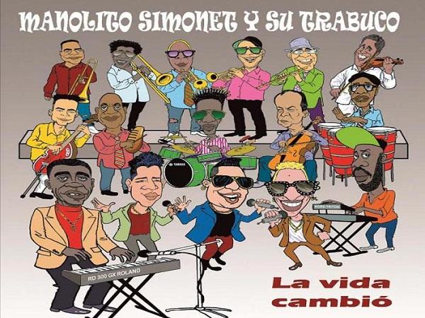 Presentan nuevo disco del camagüeyano Manolito Simonet